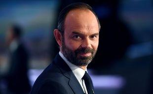 Edouard Philippe au JT de TF1 le 15 mai 2017.
