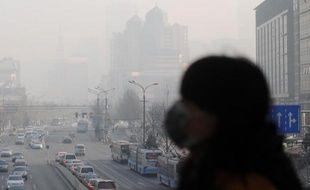 Plusieurs polluants, comme les particules fines et le monoxyde de carbone, situés au niveau du sol, ont pu être détectés pour la première fois à partir de l'espace au-dessus de la Chine, a annoncé une équipe franco-belge.