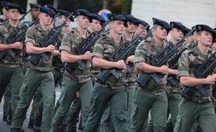 62% des personnes interrogées dans un sondage de l'Ifop pour Atlantico.fr regrettent le service militaire obligatoire, 16 ans après sa suppression lors du premier mandat de Jacques Chirac.