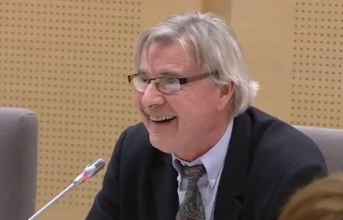 Jacques Danzin, conseiller régional (FN) de Nord-Pas-de-Calais-Picardie – Conseil régional NPDCP