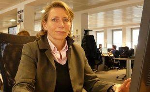 Béatrice Guigues, gynécologue et vice-présidente du Collège national des gynécologues et obstétriciens français (CNGOF)