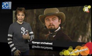 Caroline Vié, critique ciné de 20 Minutes, décrypte «Django Unchained».