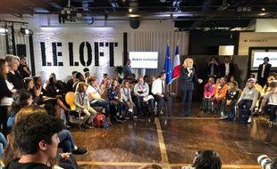 Mercredi 20 mars 2019, la Cité des enfants a accueilli le Grand débat des enfants.