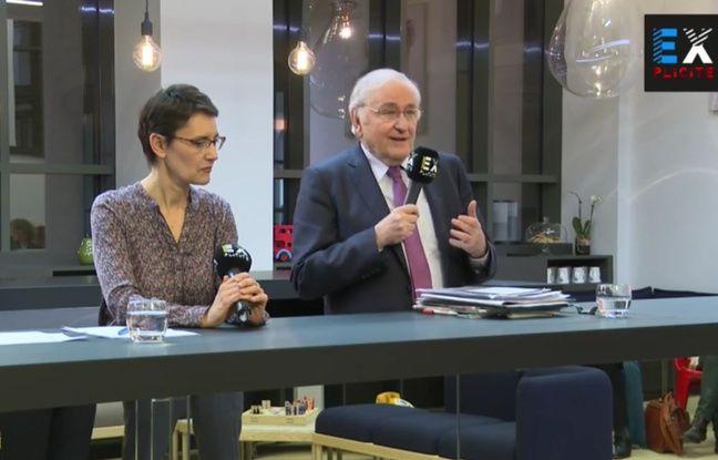 Les candidats Nathalie Arthaud et Jacques Cheminade débattent sur le nouveau média Explicite.