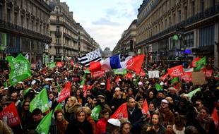 À Paris, le 19 janvier 2020.