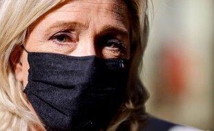 Marine Le Pen, le 22 septembre 2020 à Paris.