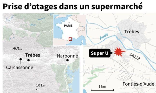 Prise d'otages dans l'Aude : les premières informations