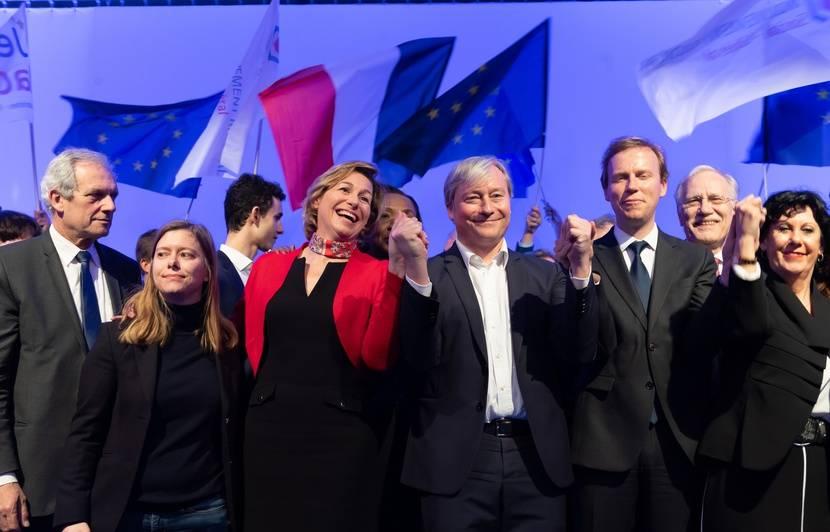 Européennes: Le mouvement radical devrait bien rejoindre la liste LREM
