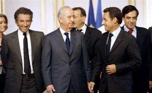 Sarkozy avait confié fin 2007 à une commission présidée par l'ancien Premier ministre Edouard Balladur le soin de réfléchir à la réforme des institutions.