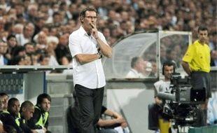 Laurent Blanc, l'entraîneur des Girondins, refuse de cèder à tout triomphalisme.