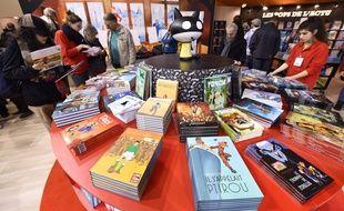 Le festival d'Angoulême dévoile son palmarès 2018.