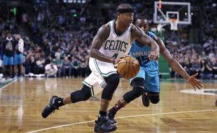 Isaiah Thomas et les Celtics se sont réveillés face aux Bulls.
