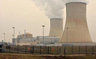La centrale nucléaire de Civaux, dans la Vienne, le 16 mars 2011