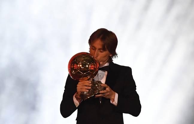 Incroyable mais vrai: Ballon d'Or et vice-champion du monde, Luka Modric a été élu sportif de l'année en Croatie