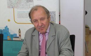 Jacques Archimbaud, président de la commission du débat public.