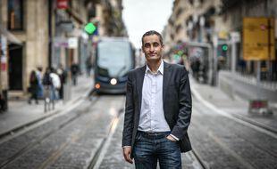Nicolas Thierry, candidat EELV aux élections régionales en Nouvelle-Aquitaine