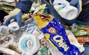 Le taux de recyclage des emballages devra atteindre 75 % en 2012.