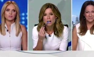 Une journaliste fait un gros caprice à l'antenne - Le Rewind (video)