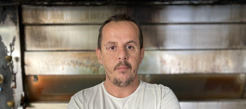 Christophe Garde, boulanger à Ludon-Médoc (Gironde), a été cambriolé pour la quatorzième fois.