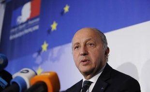 """Le ministre français des Affaires étrangères, Laurent Fabius, a assuré jeudi que """"tous"""" les pays européens avaient """"salué l'action de la France"""" au Mali."""