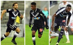 Paul Baysse, Jonathan Cafu et Younousse Sankharé n'ont toujours pas trouvé de club.