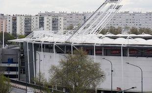 Stadium de Toulouse. 4/04/2011 Toulouse