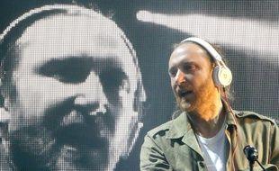 Le DJ David Guetta à Londres le 5 juillet 2015.