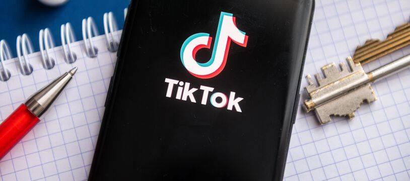 Illustration du logo de TikTok