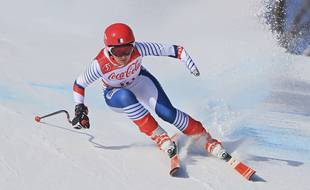 Marie Bochet à Pyeongchang