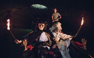 L'agence événementielle WATO fait le pari d'une soirée à thème sous la capitale, déguisement vénitien de rigueur.