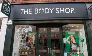 Un Body Shop, illustration