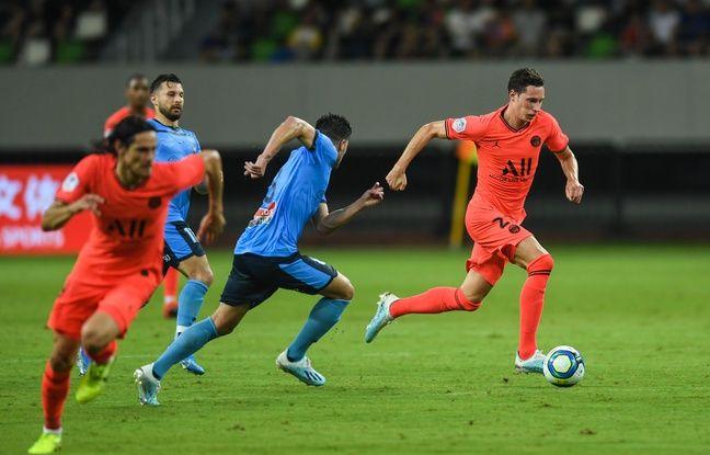 PSG: Les supporters verront «la meilleure version de Julian Draxler cette saison», promet l'Allemand, blindé de confiance