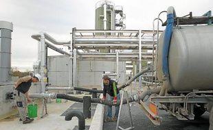 Le méthaniseur a coûté 3,5millions d'euros sur un projet global de 23millions d'euros.