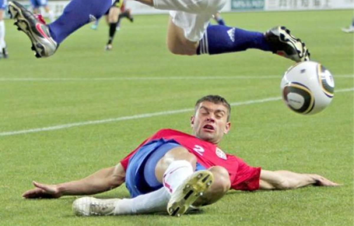 Le Serbe compte quatre sélections. –  Shuji Kajiyama/AP/SIPA