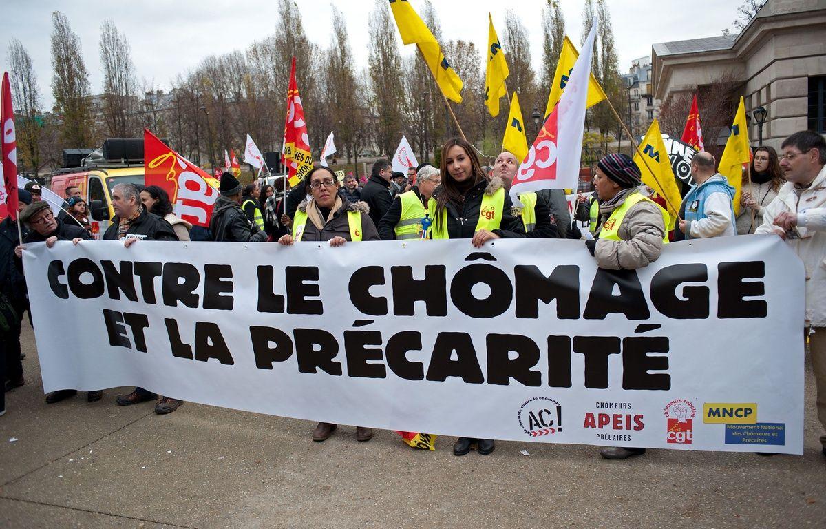 Une manifestation en décembre 2013 à Paris. – MEUNIER AURELIEN/SIPA