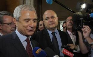 Claude Bartolone a été désigné candidat des députés socialistes à la présidence de l'Assemblée le 21 juin 2012. Bruno Le Roux, à ses côtés, a lui été élu président du groupe PS.