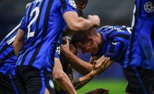 L'Atalanta est qualifiée pour les 8es de finale de C1.