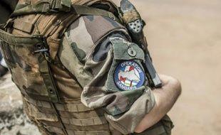 Un soldat français de la mission Sangaris, à Bangui le 4 juin 2014