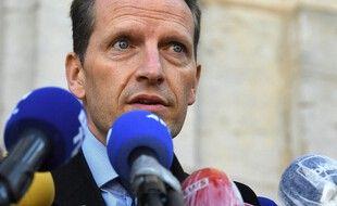 Emmanuel Dupic, le procureur de la République de Vesoul. (archives)