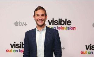 Ryan White le 25 février à la projection presse de « Visible: Out on Television »