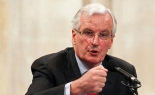 Le commissaire européen en charge du marché intérieur, le Français Michel Barnier, a réaffirmé lundi devant la City de Londres sa ferme opposition aux demandes du Royaume-Uni en faveur de son secteur financier, devenues une pomme de discorde avec le reste de l'Europe.