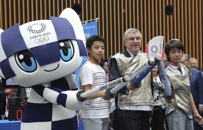 JO 2020: Dernière ligne droite pour les Jeux de Tokyo, à un an du coup d'envoi