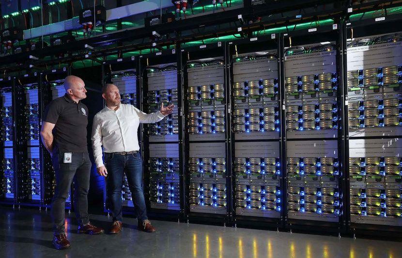 Facebook: On a essayé de tromper la sécurité du datacenter de Clonee (et évidemment on n'a pas réussi)