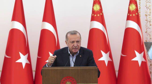 Pour Erdogan, la loi « séparatisme » est un « coup de guillotine »