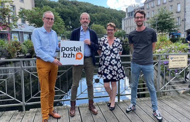 L'association www.bzh et Mailo viennent de s'associer pour lancer la messagerie bretonne postel.bzh.