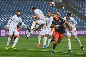 Montpellier et Marseille ont disputé un match de Ligue 1 très spectaculaire, samedi soir au stade de la Mosson.