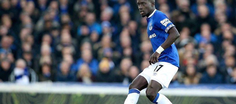 Idrissa Gueye, le milieu d'Everton, était courtisé par le PSG lors du mercato d'hiver 2019.