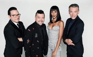 Le nouveau jury de «Danse avec les stars».