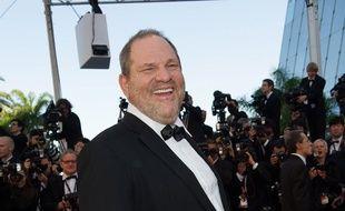 Harvey Weinstein au Festival de Cannes en 2012