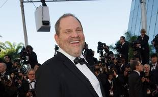 Harvey Weinstein au Festival de Cannes en 2012